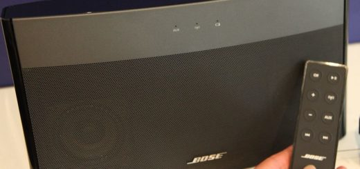 Bose SoundWave 4