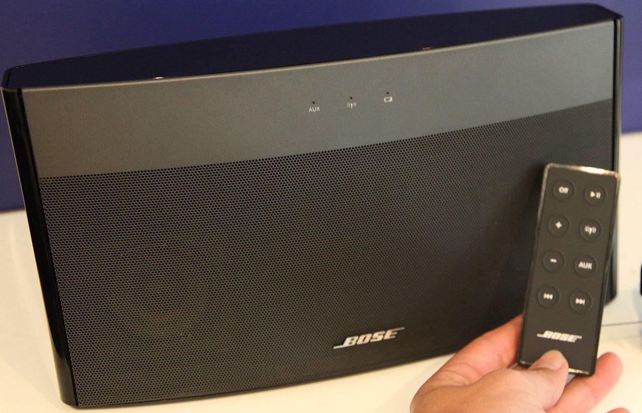 Bose SoundWave 4