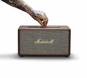 marshall stanmore bluetooth wireless speaker