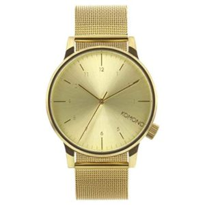 Komono gold Watch