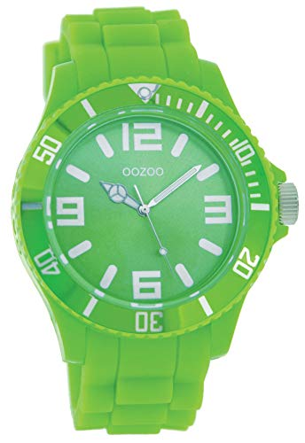 green OOZOO Watches